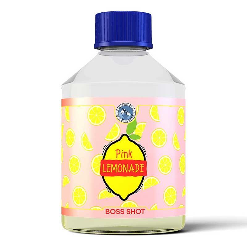 Pink Lemonade Boss Shot flavour concentrate - Flavour Boss