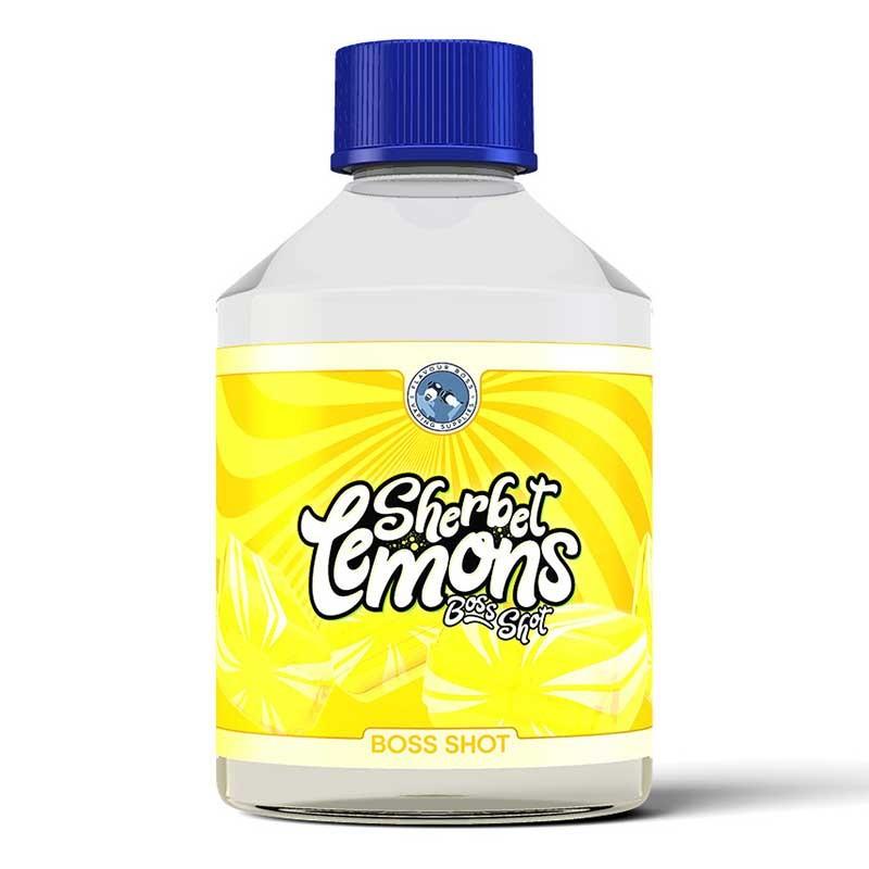 Sherbet Lemons Boss Shot flavour concentrate - Flavour Boss