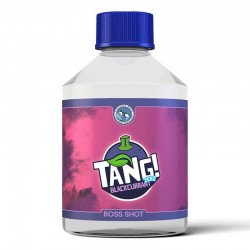 Tang! Blackcurrant ZERO Boss Shot flavour concentrate - Flavour Boss