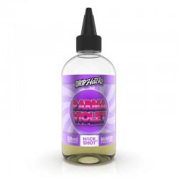 Parma Violet Hackshot flavour concentrate - Drip Hacks