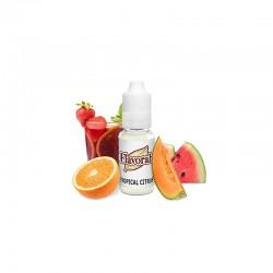 Tropical Citrus flavour...