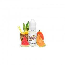 Tropical Punch flavour...